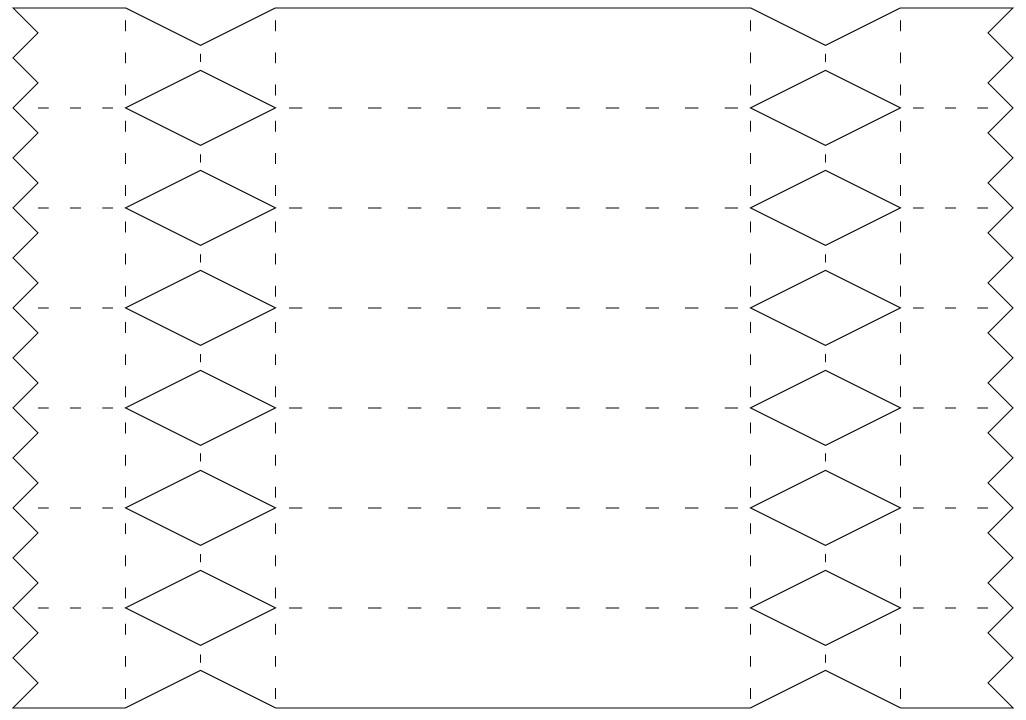 Christmas Cracker Template Printable Free Christmas Cracker Cut File Templates