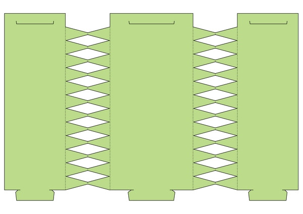 Christmas Cracker Template Printable Patterns Templates