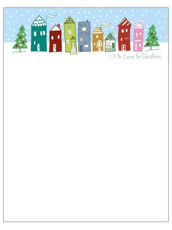 Christmas Memo Template Best 25 Christmas Letters Ideas On Pinterest Brush