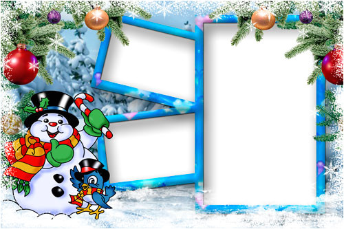 post christmas frame for photoshop from 95973