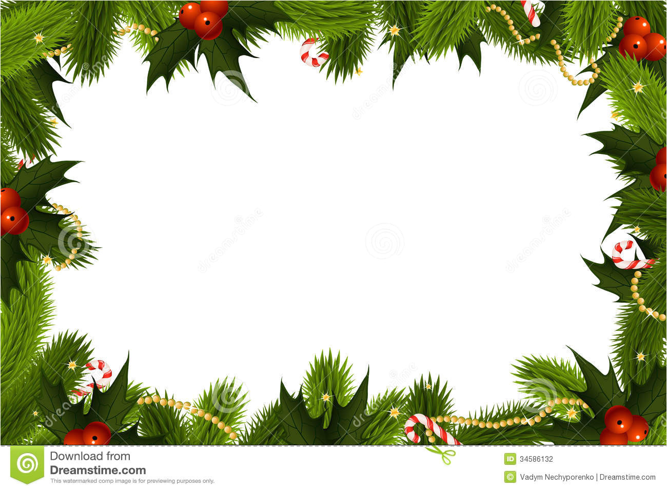 post free christmas photo frame templates 103540