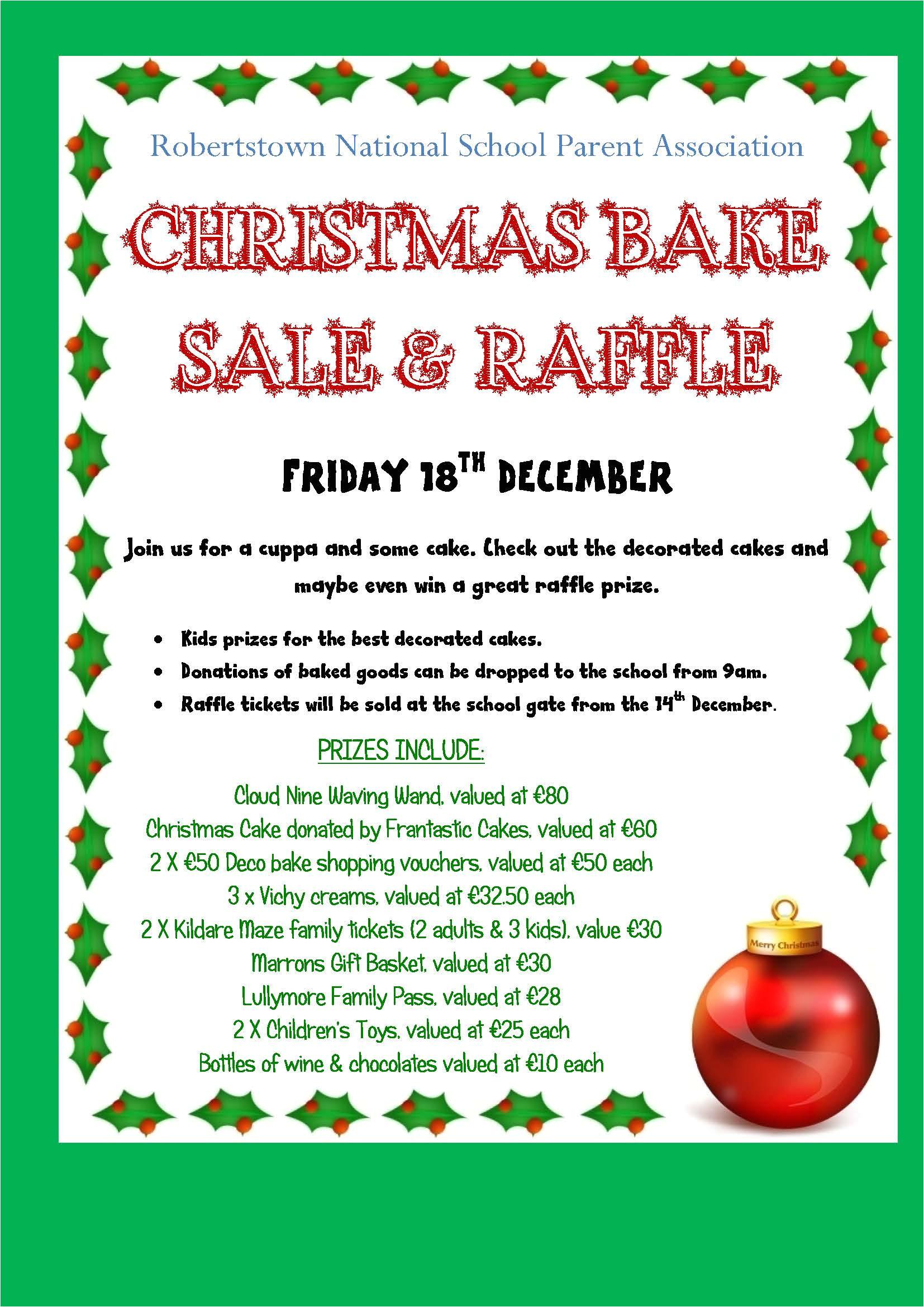 Christmas Raffle Poster Templates Christmas Raffle Poster Halloween Holidays Wizard