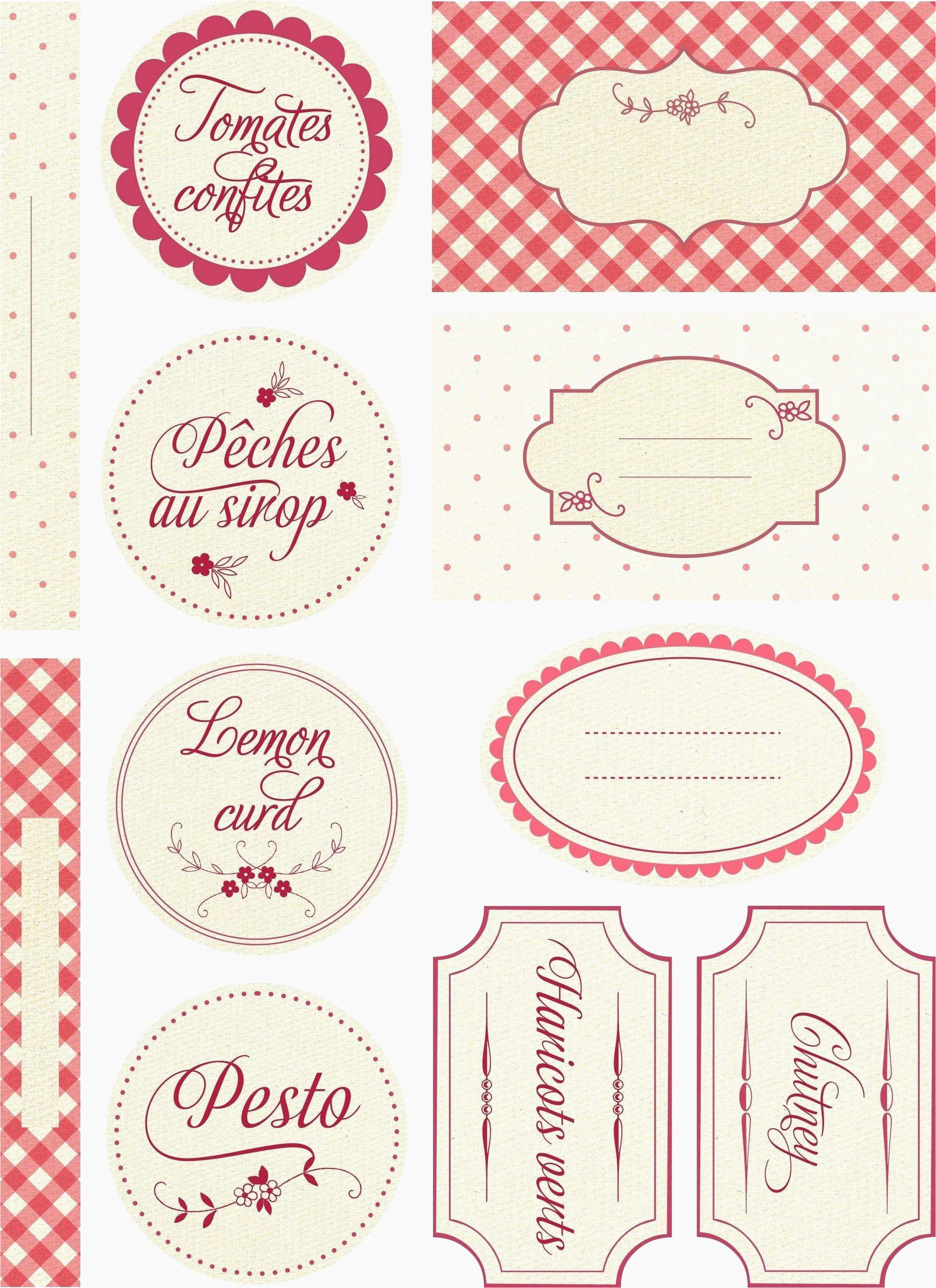 mason jar label template