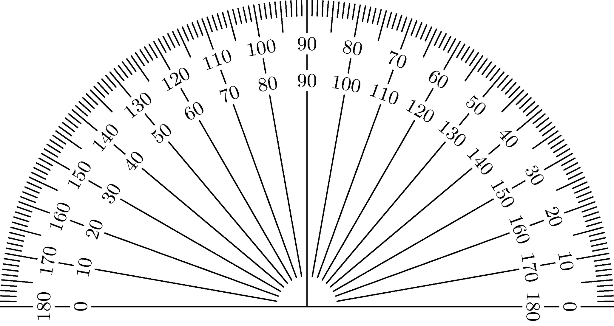 large small printable protractor 360 180 pdf