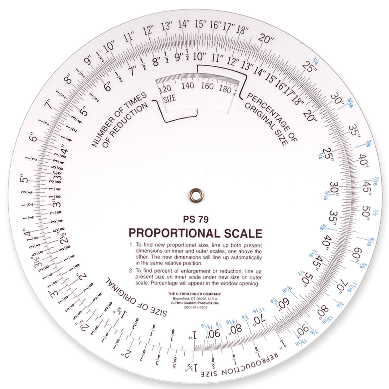 protractor template