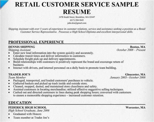 customer service resume templates free word excel pdf