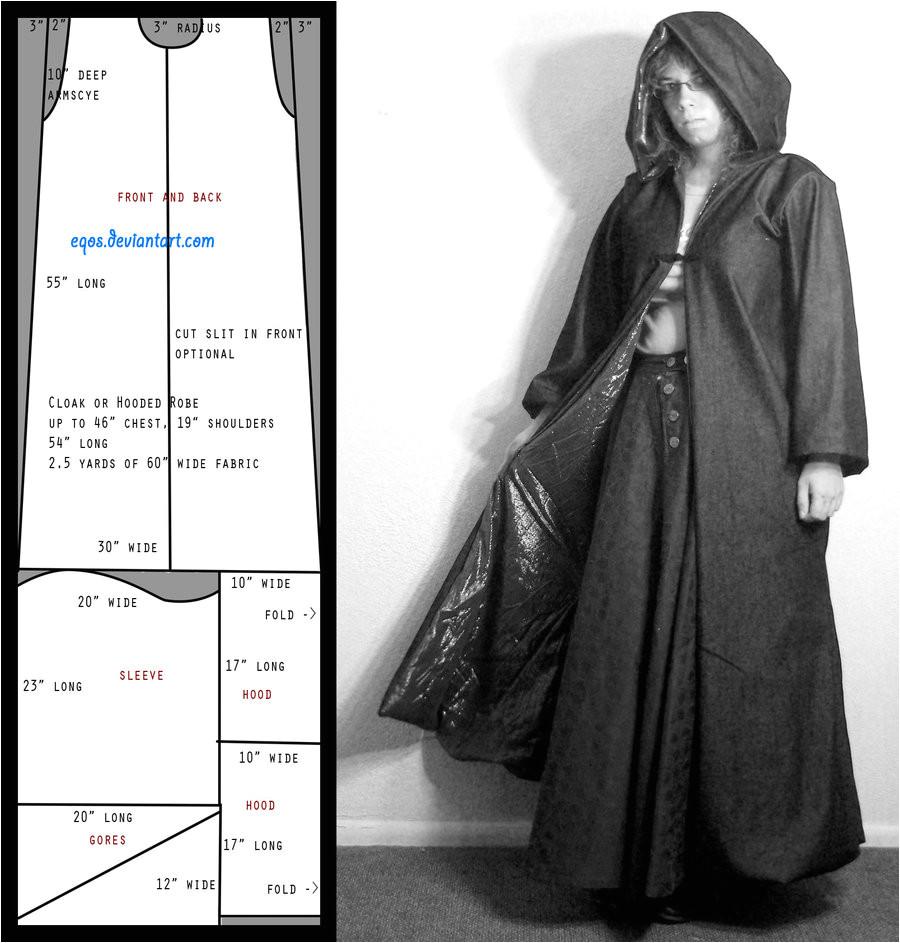 pattern slim cloak 155798513