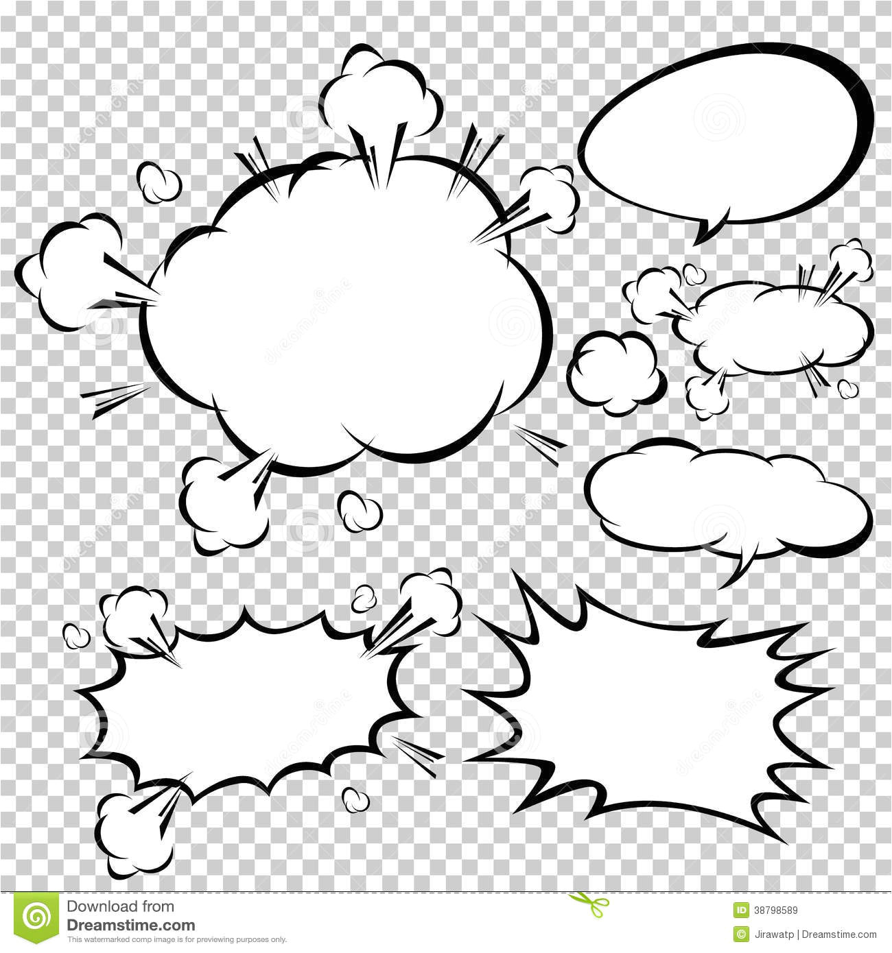 Comic Strip Bubble Template the Gallery for Gt Blank Cartoon Strip