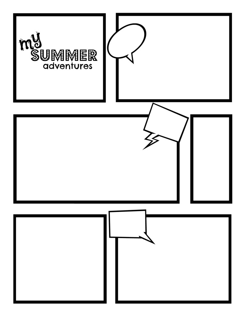 Comic Template Creator Diary Of A Wimpy Kid Eager Readers