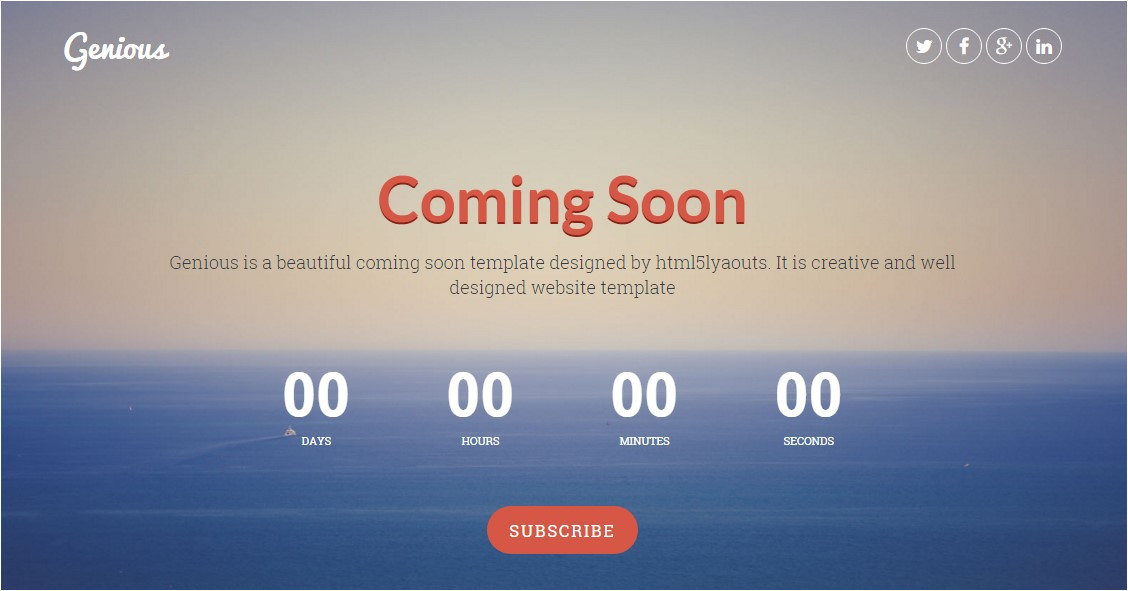 best free premium html5 bootstrap web templates