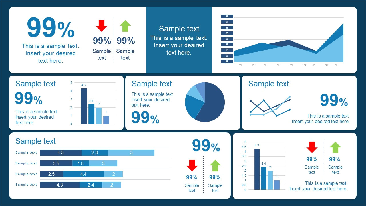 best dashboard templates for powerpoint presentations