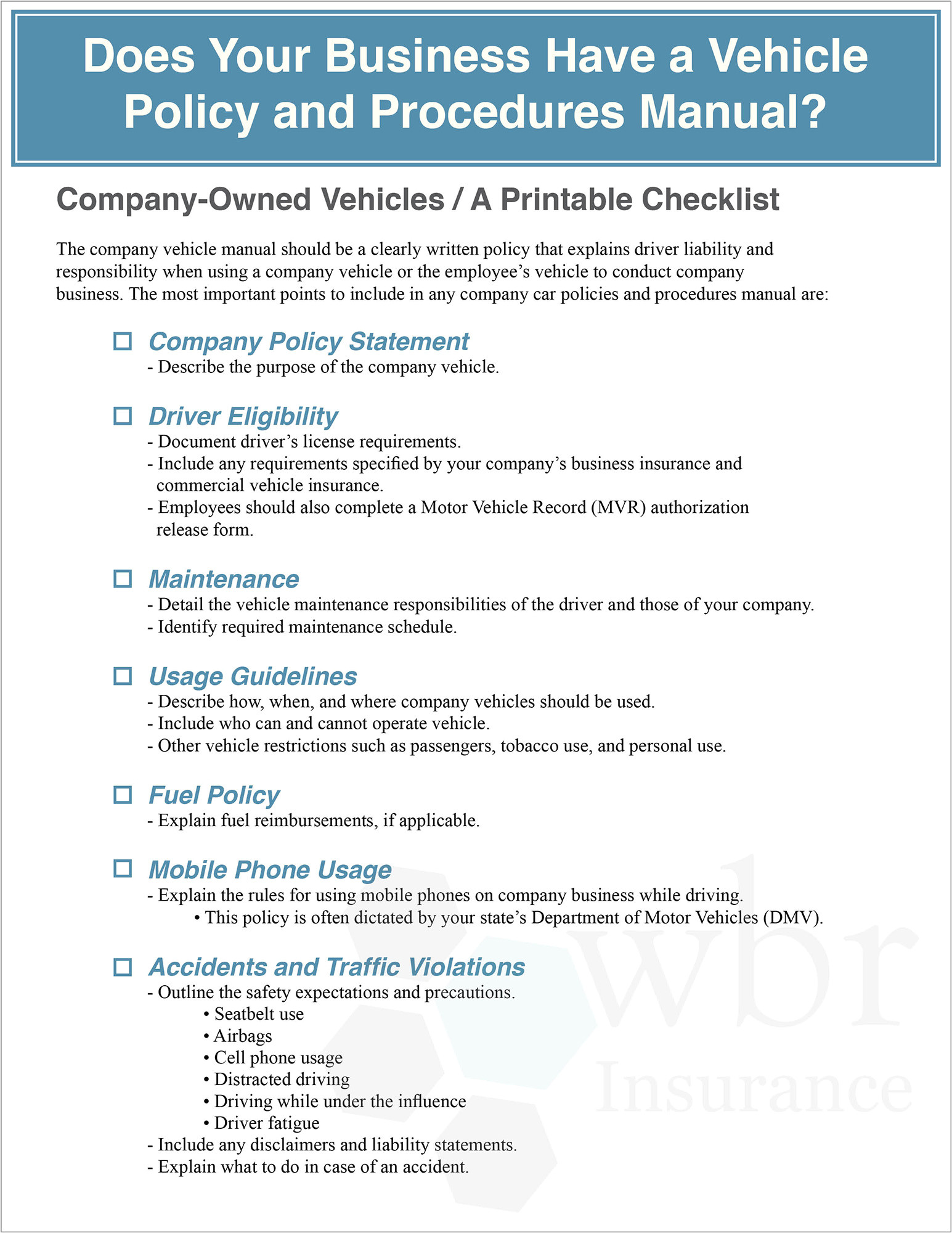 nationwide travel insurance policy document