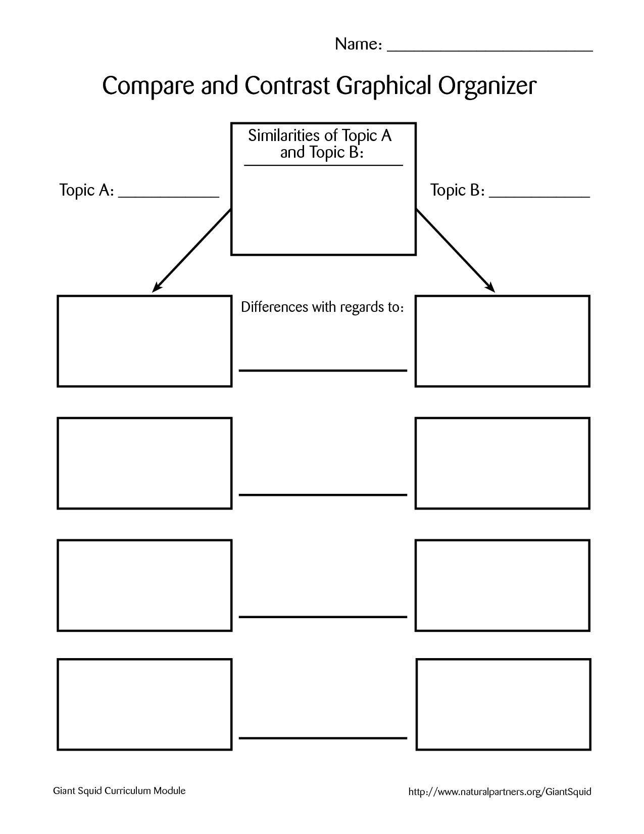 post graphic organizer template 1302402
