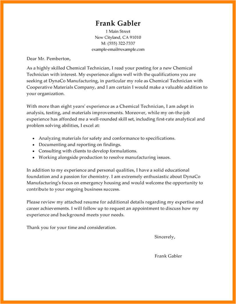 10 compelling cover letters