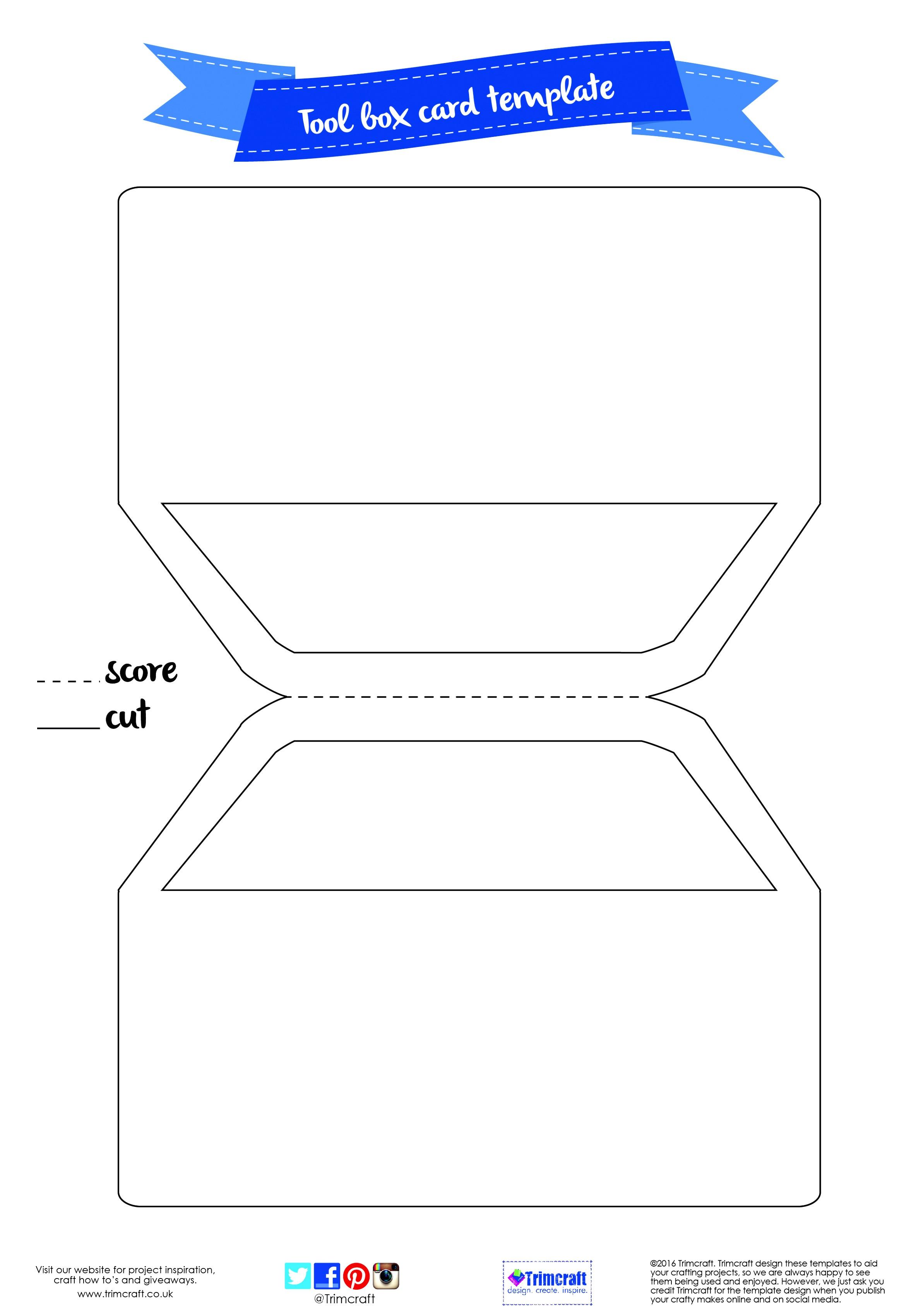 concrete pour card template