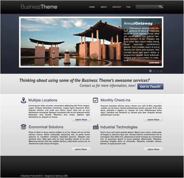 Concrete5 Free Templates 34 Concrete5 themes Templates Free Premium Templates