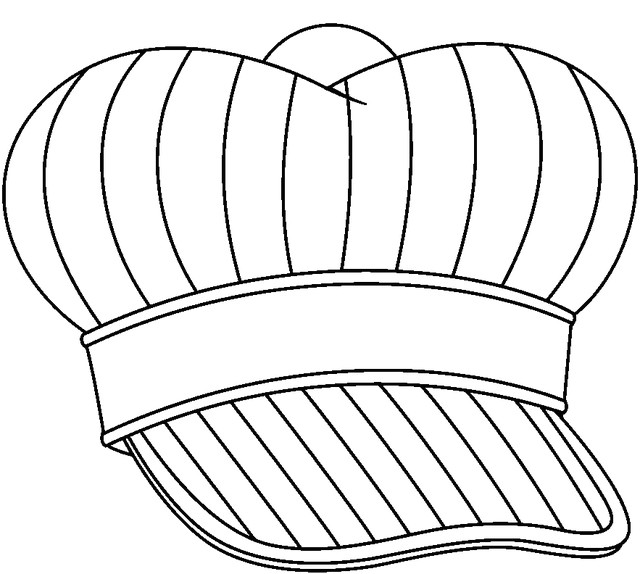 train conductor hat clipart