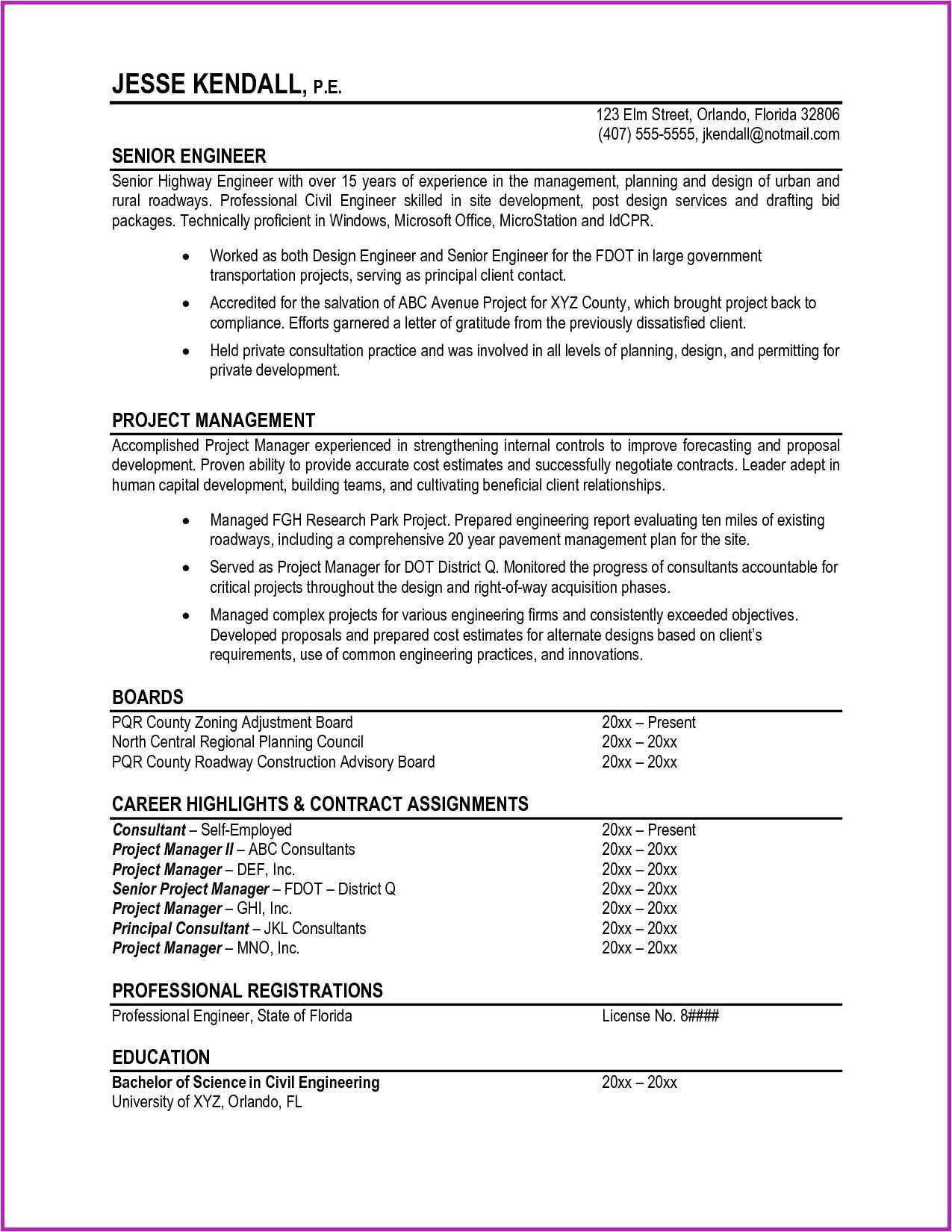 Construction Planning Engineer Resume Sample Construction Planning Engineer Resume Sample Unique
