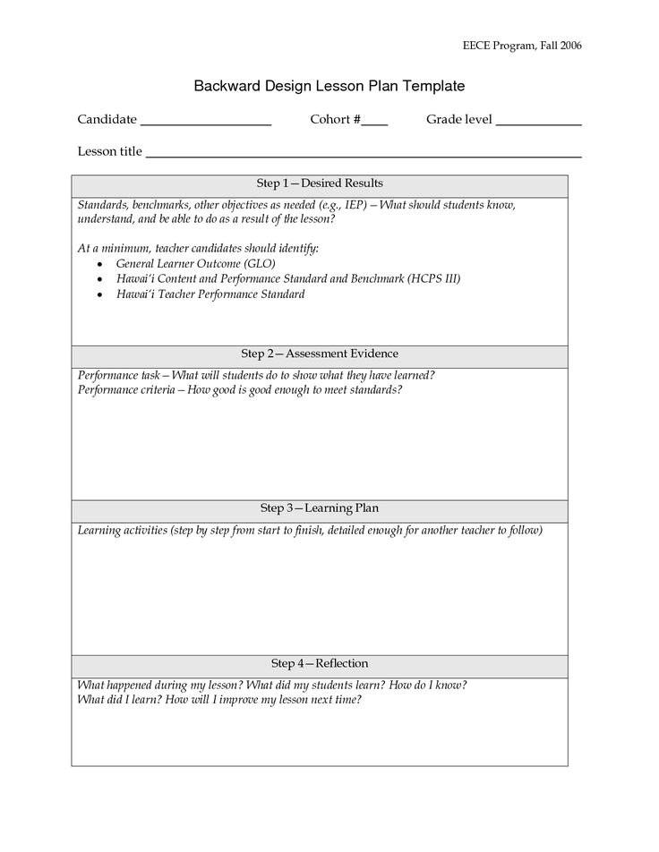 Constructivist Lesson Plan Template Constructivist Lesson Plan Template 15 Download