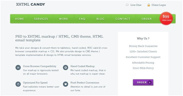 how convert psd ito html email templates tutorial