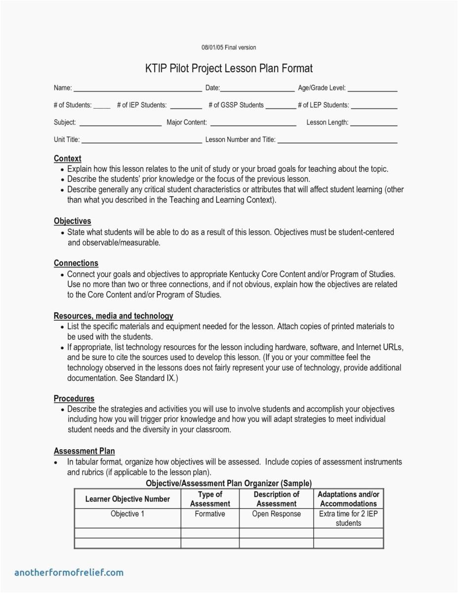 26 edtpa lesson plan template