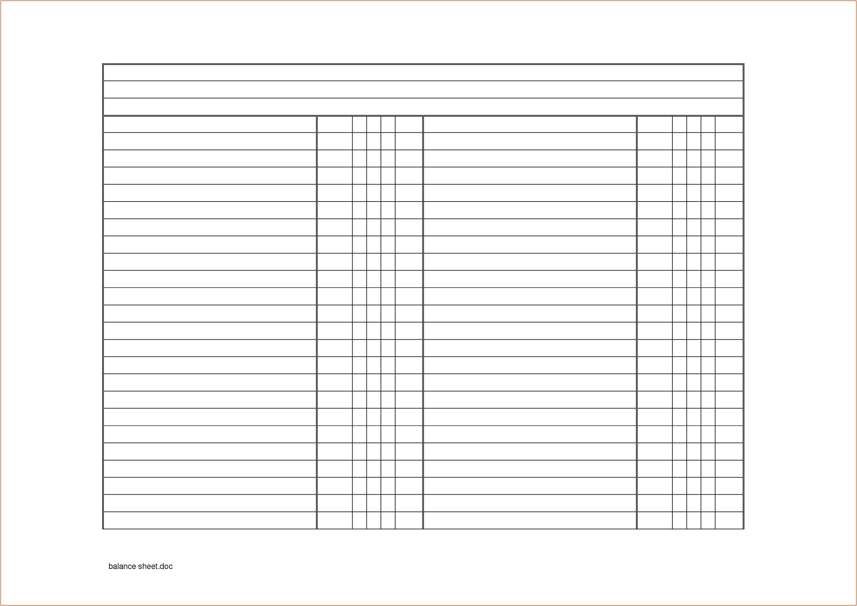 Copc Table F Template 48 Blank Templates Free Printable Banner Templates Blank