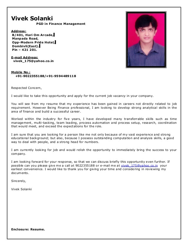 resume cover letter copy 60710351