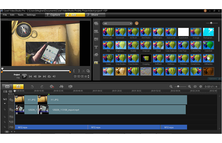 Corel Video Studio Templates Download Corel Videostudio Pro X5 Review software Reviews at