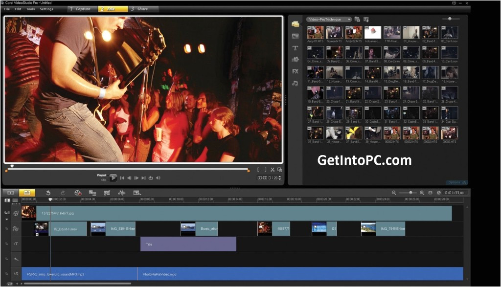 Corel Video Studio Templates Download Corel Videostudio Pro X6 Free Download