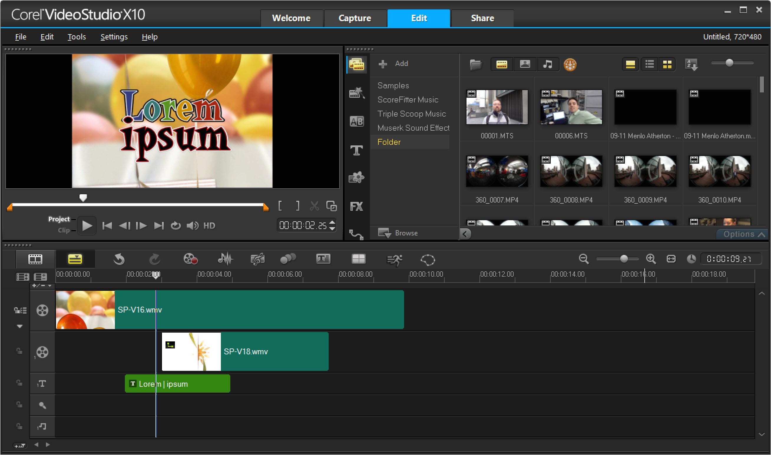 Corel Video Studio Templates Download Corel Videostudio Ultimate X10 Review Rating Pcmag Com