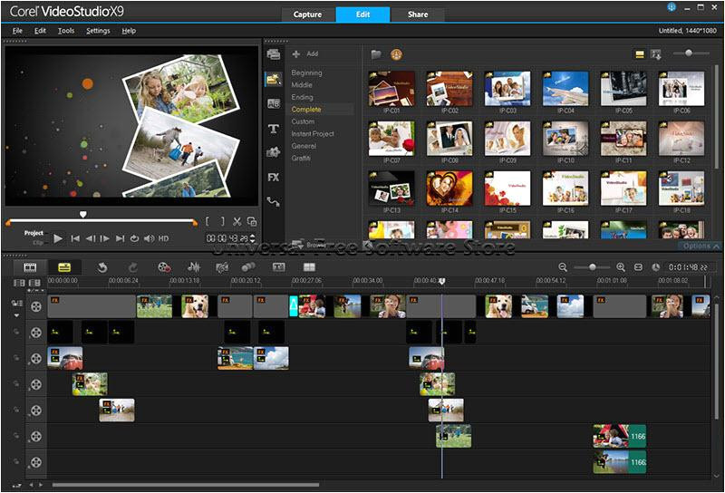 corel videostudio ultimate x9 full version free download