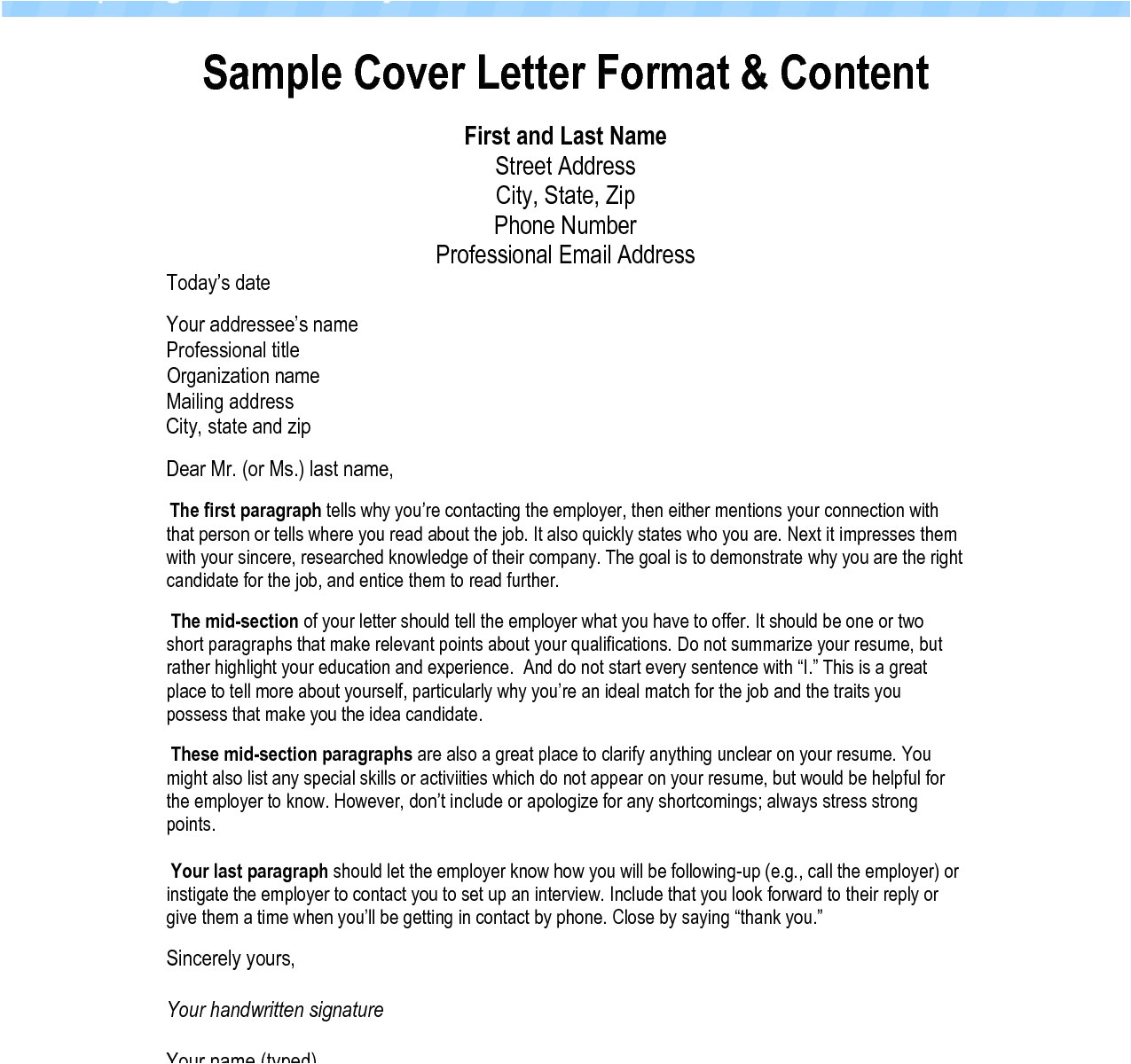 cover letter first paragraph read cover letter or resume first