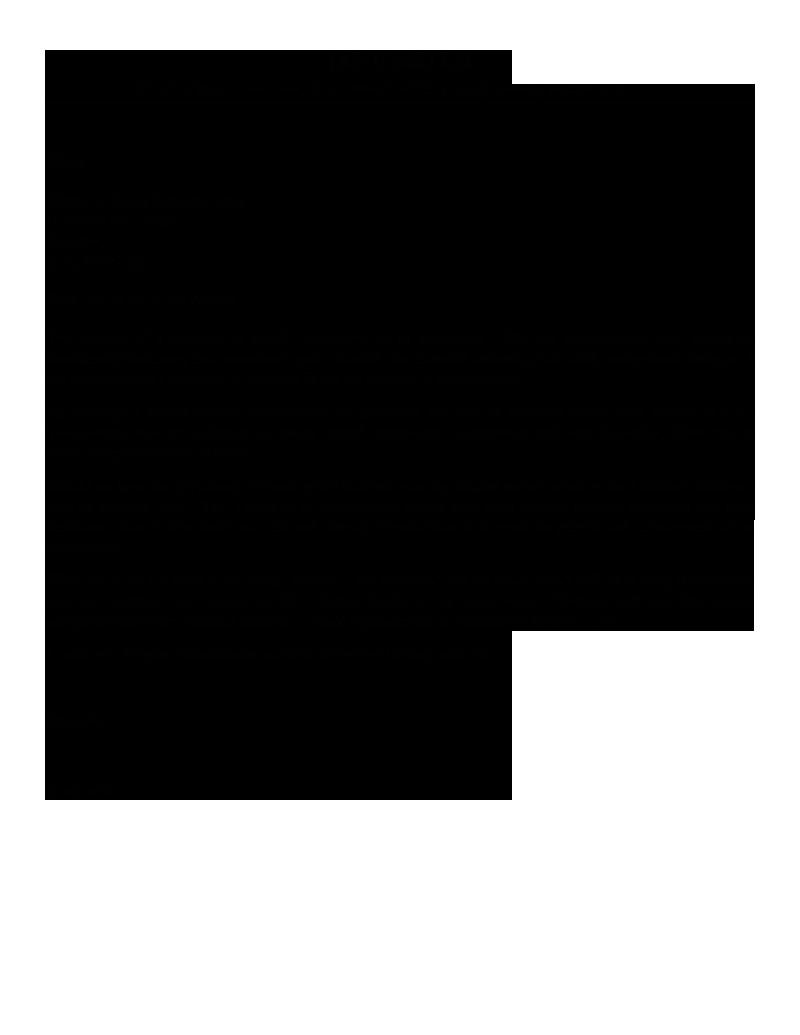 sample cover letter 5022