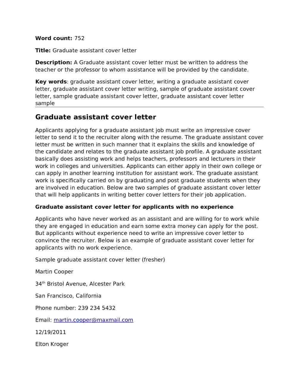 Cover Letter for Administrative assistant without Experience Real Estate assistant Cover Letter No Experience Cover