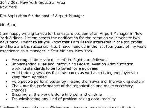 airport job application online