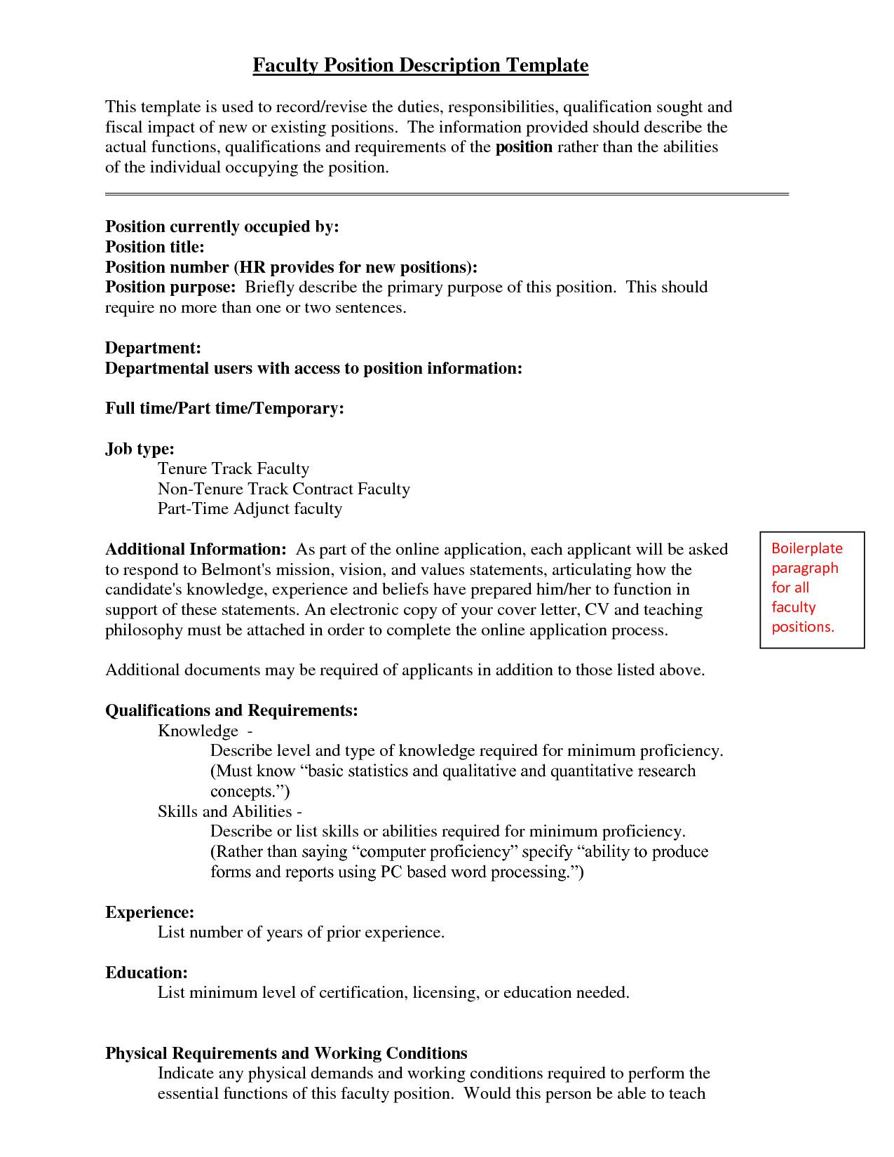 post cover letter for adjunct teaching position 461102