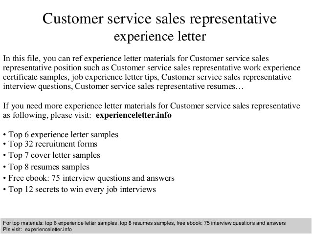 cover letter for customer service 23