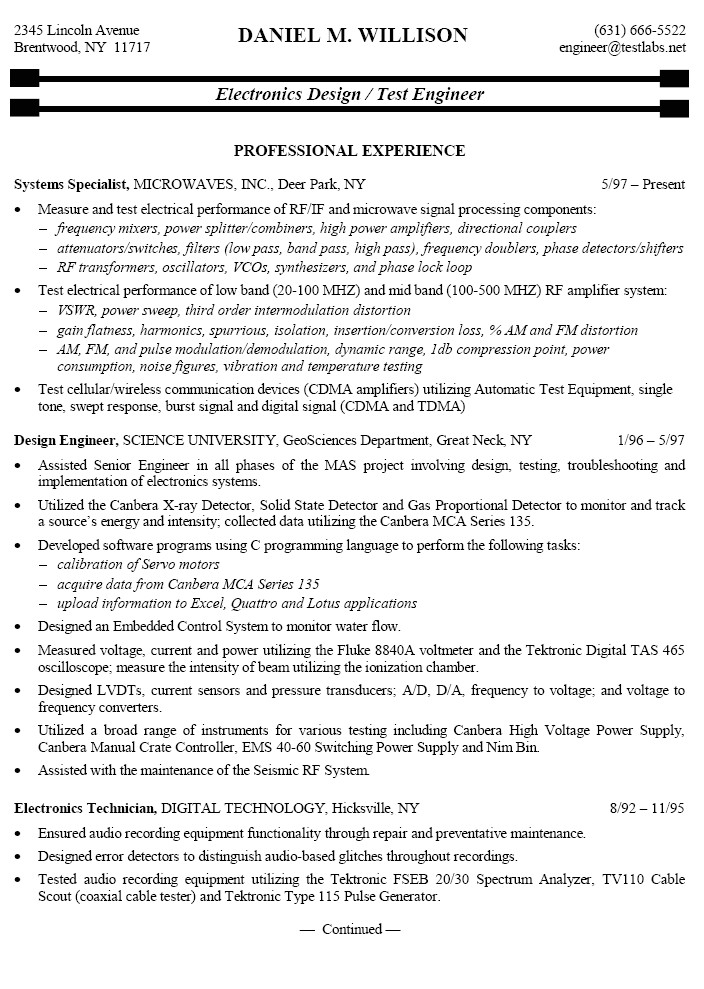 Cover Letter for Electronics Engineer Fresher Best Of Images Of Resume format for Electronics