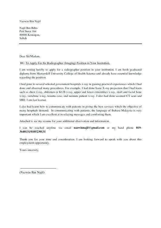 Cover Letter for Employment Opportunity 29 Awesome Sample Cover Letter for Employment