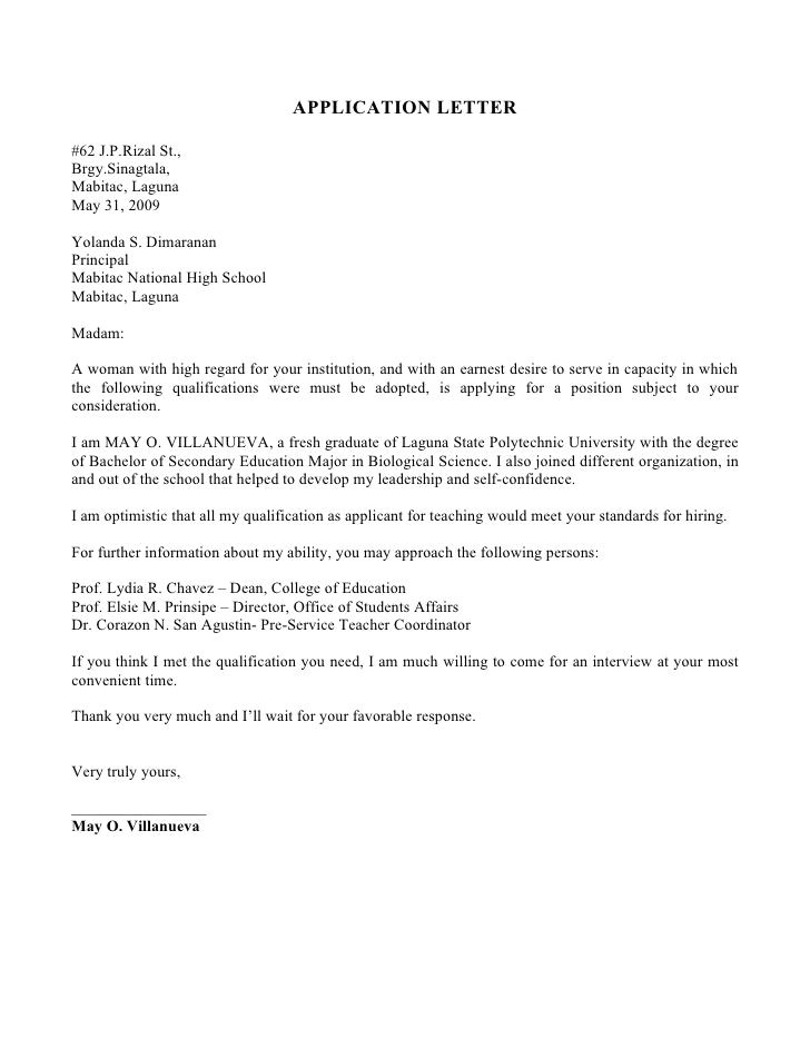 cover letter for faculty position computer science