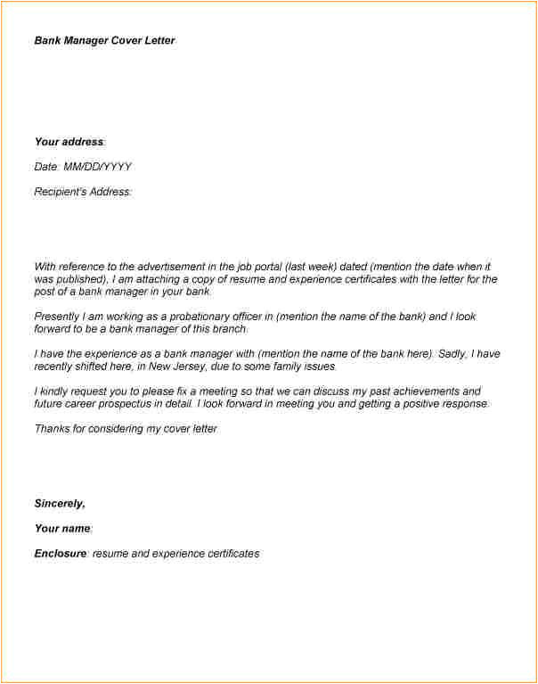 Cover Letter for It Manager Job Application Cover Letter for It Manager Job Application Templates