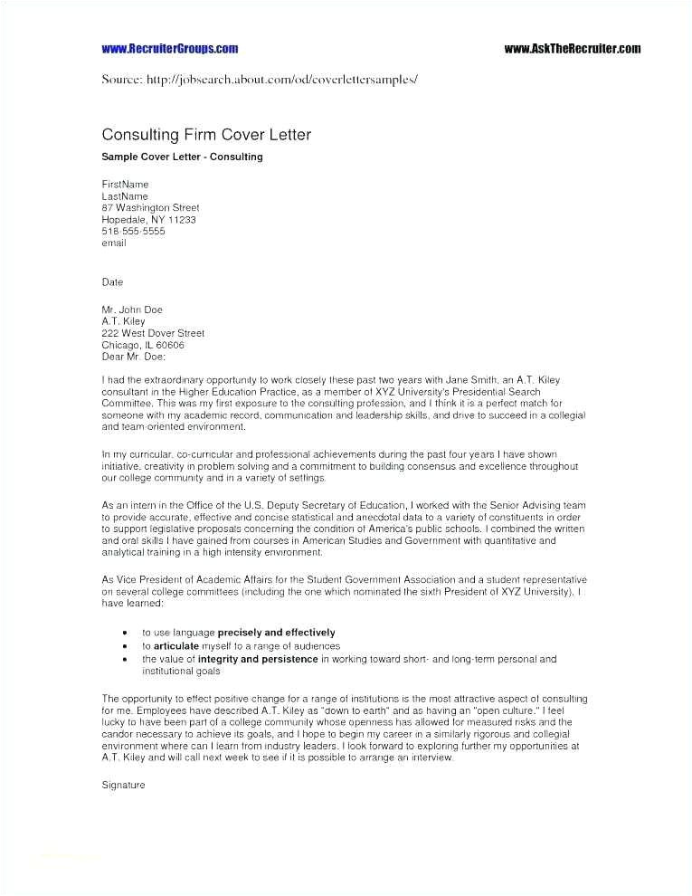 cover letter for job abroad