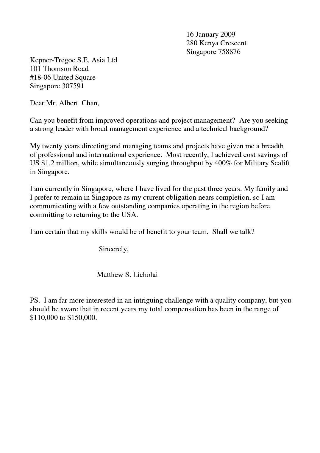 Cover Letter for Magazine Submission Cover Letter for Literary Magazine Submission