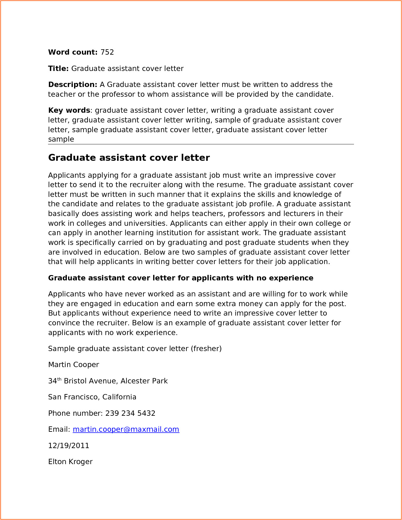 7 medical assistant cover letter no experience