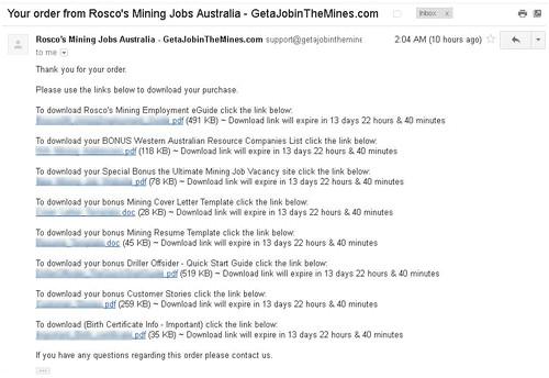 mining jobs western australia