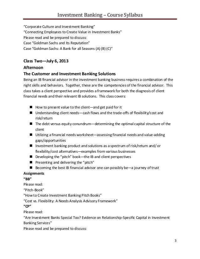 Cover Letter for Morgan Stanley Sample Cover Letter for Investment Banking Internship