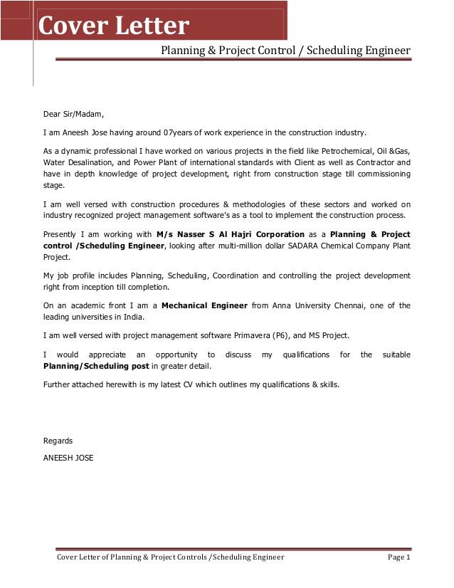 resumecover letter for aneesh jose 58547232