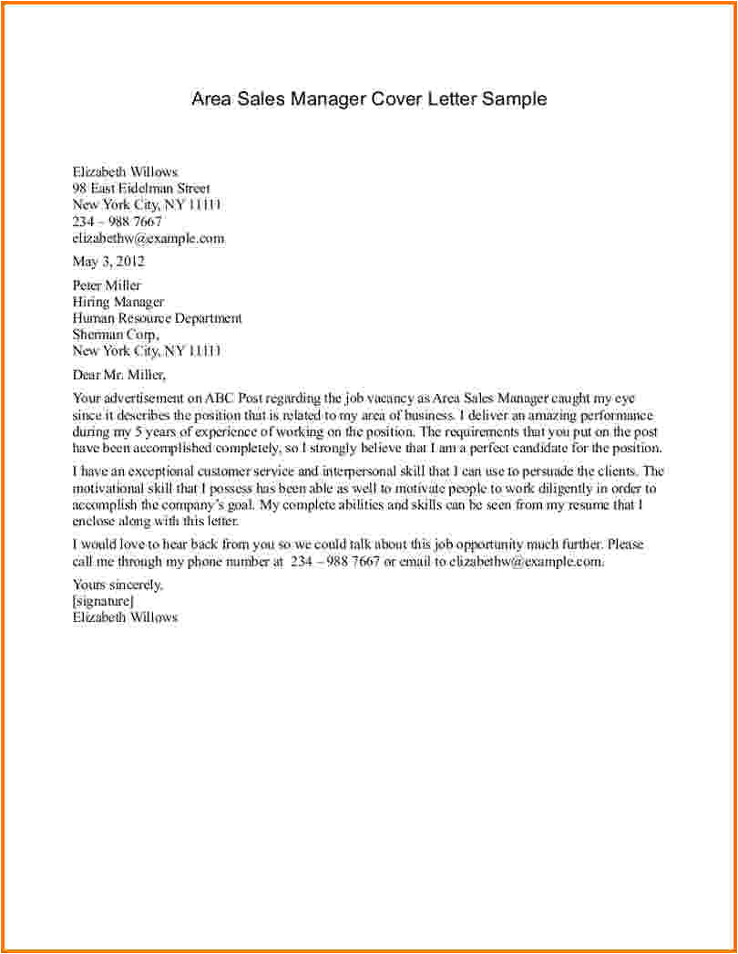 12 experience letter for sales manager