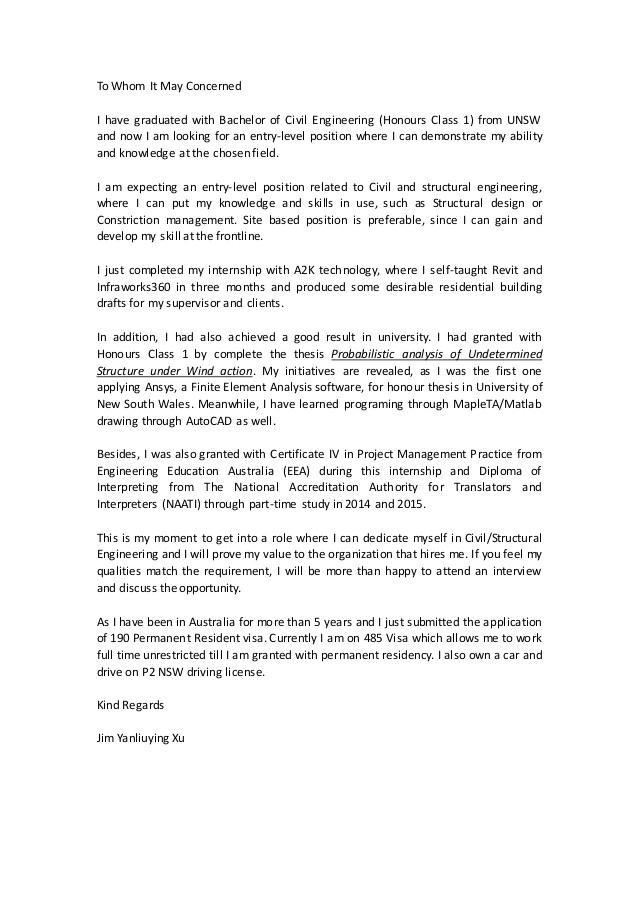 Cover Letter for Structural Engineer Position Civil Design Engineer Cover Letter Sarahepps Com