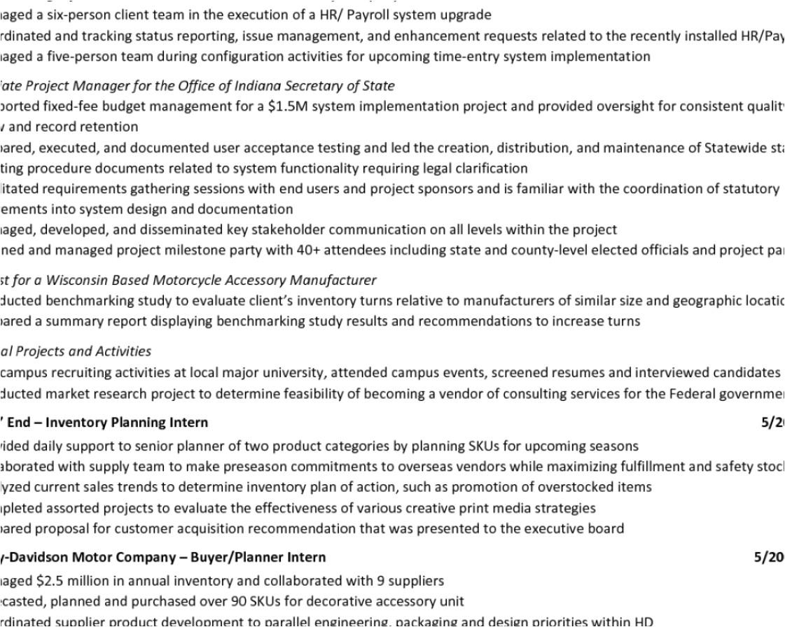 cover letter supply chain internship